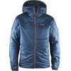 Elevenate M's Combin Hood Jacket Dark Steel Blue
